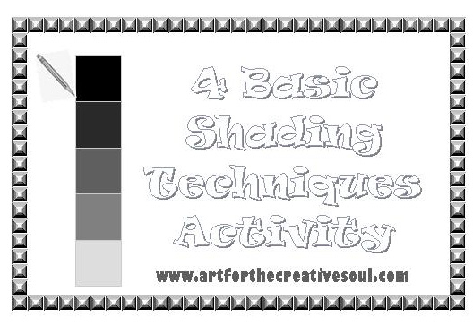 4 basic shading techniques